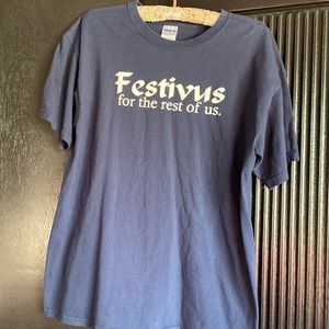 Festivus Foe the Rest of Us T-shirt Large